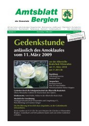 10_Amtsblatt Berglen.pdf - Gemeinde Käbschütztal
