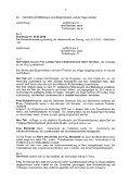 Protokoll - Gemeinde Binz - Page 4