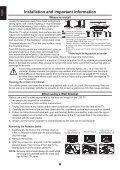 32AV93*G 32/40LV93*G 26/32EL93*G 32 ... - Toshiba-OM.net - Page 6