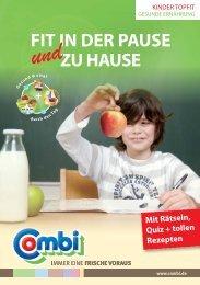 FIT IN DER PAUSE ZU HAUSE tmd Mit Rätseln, Quiz + ... - Combi