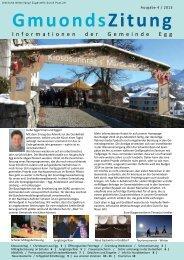 Zeitung 4/2013.pdf - Gemeinde Egg