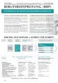 Berufsreifeprüfung/Privatschulen - Online-Services - Seite 2