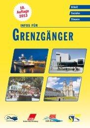 Infos für Grenzgänger 2013 (PDF) - AMS FL