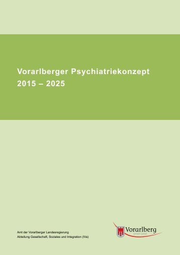 Psychiatriekonzept im Detail (*pdf)