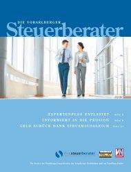 Vorarlberger Steuerberater - Vorarlberg Online