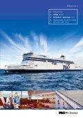 2013 ferry broschüre - P&O Ferries - Seite 3