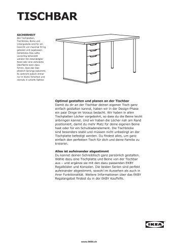 Tischbar.pdf - Ikea