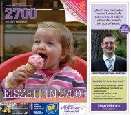 das city magazin 05/13