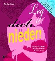 Leg dich nieder! (Leseprobe) - edition riedenburg. Verlag