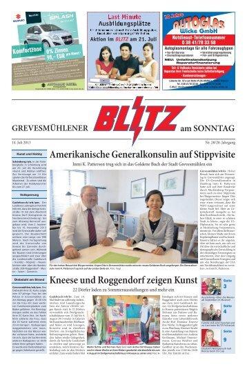 w w w .blitzverlag .de - Mecklenburger Blitz Verlag und ...