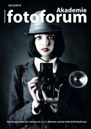 Akademie Programm 2013/2014 - Fotoforum