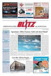in Greifswald - Mecklenburger Blitz Verlag und Werbeagentur GmbH ...