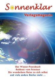 S nnenklar - Siva Natara Verlag