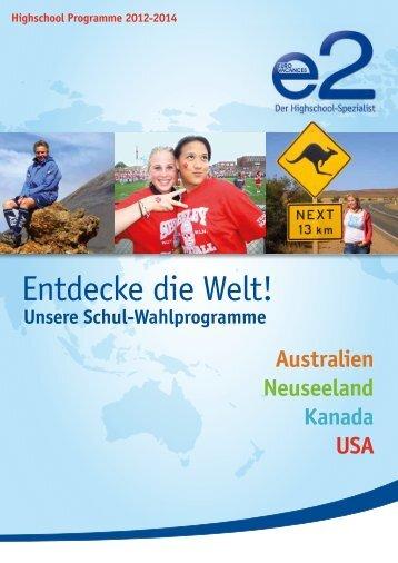Entdecke die Welt! - Eurovacances