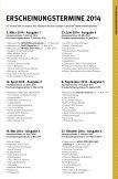 Mediadaten 2014 mit allen Anzeigentarifen ... - PROST Magazin - Seite 3