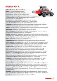 Technische Daten (PDF)