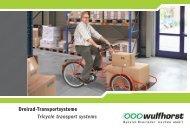 Prospekt und Produktinformationen - Wulfhorst GmbH