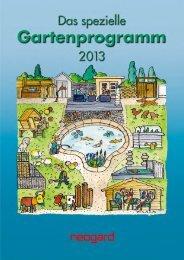 NEOGARD Wunderbare Wasserwelten 2013 (Garten)
