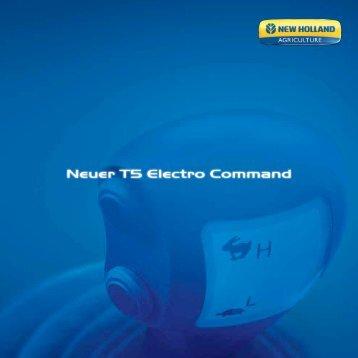 Neuer T5 Electro Command