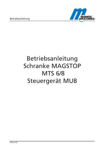 Manual MTS6 MTS8 - acsol