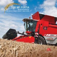 DER MF FORTIA - Austro Diesel GmbH