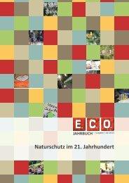 Jahrbuch download - ECO Institut für Ökologie