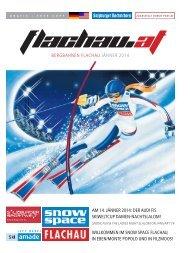 Gästejournal Jänner 2014 - Snow Space Flachau
