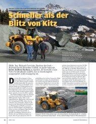 Schneller als der Blitz von Kitz - Hartsteinwerk Kitzbühel