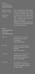 Monatsprogramm - Kunsthistorisches Museum - Seite 5