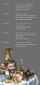 Monatsprogramm - Kunsthistorisches Museum - Seite 7