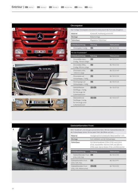Gesamtkatalog deutsch (4297 KB, PDF) - Mercedes-Benz Österreich