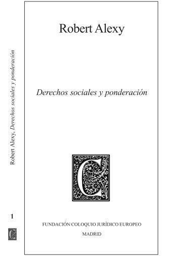 DERECHOS_ SOCIALES_Y_ PONDERACION