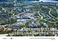 Stockholm stads utbyggnadspotential_130404_www