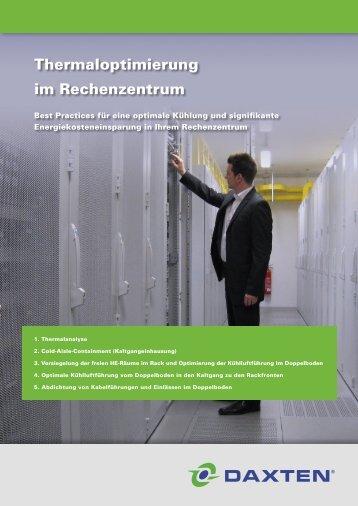 Broschüre zur Kühlungsoptimierung im ... - Daxten GmbH