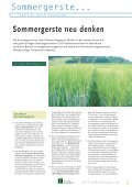 Sojabohne 2014 - Kärntner Saatbau - Seite 3