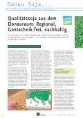 Sojabohne 2014 - Kärntner Saatbau - Seite 6