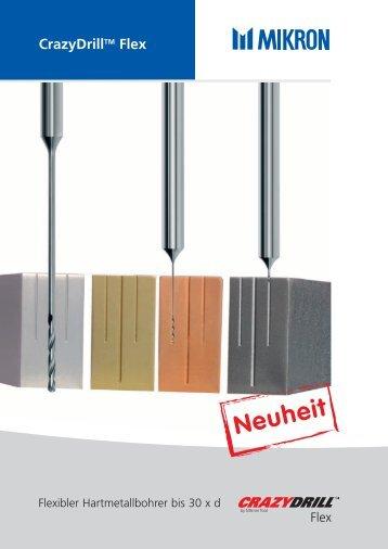 CrazyDrillTM Flex - Scheinecker GmbH Wels