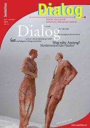 Dialog - Bildungshaus Sodalitas