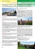 Pilgern-Reiseheft 2014 - Drusberg Reisen - Seite 6