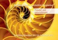Da-Sein Institut– Ganzheitliche Energiearbeit Ausbildung November ...