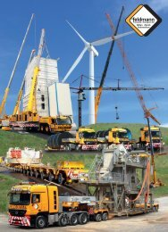Kranbuch 2013 - Feldmann Pneukran + Transport AG