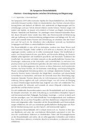 Sektionsbeschreibungen als PDF