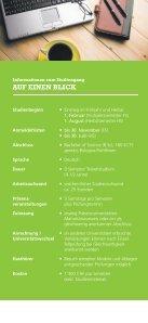 Flyer B Sc Economics - Fernstudien Schweiz - Seite 4