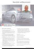 AUTO AUSSTELLUNG Aarau - Garage Frey Unterentfelden - Page 3