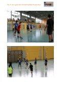 Die 7c am regionalen Schülerhandball-Finalturnier - Page 2