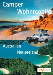 Camper/Wohnmobile - Nova Tours