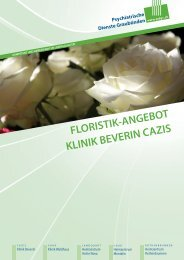 Floristikangebot (PDF) - PDGR