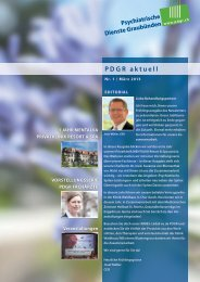 Ausgabe - März 2013 (PDF) - PDGR