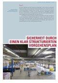 BUSINESS CONTINUITY MANAGEMENT - Planzer Transport AG - Seite 4