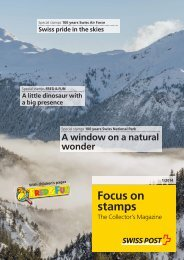 Focus on stamps 1/2014